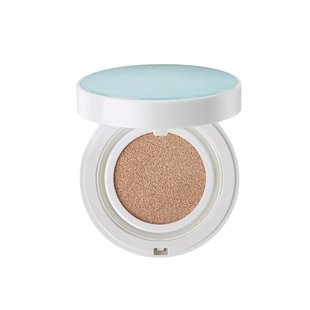 The Saem Тональный крем Eco Soul Essence Cushion Matt Longwear 15 г